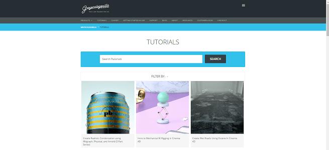 Top 12 Free Motion Graphics Tutorial Websites greyscalegorilla 2