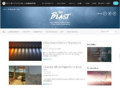 Top 12 Free Motion Graphics Tutorial Websites rocketstock blog 5 01